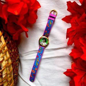 Disney Store Esmeralda Watch NEW BATTERY